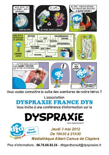 conférence dyspraxie