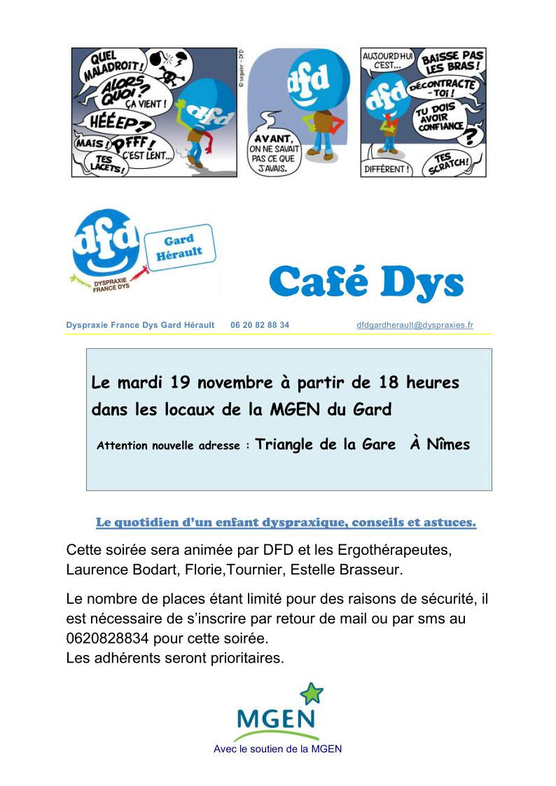Café Dys 19-11-2013