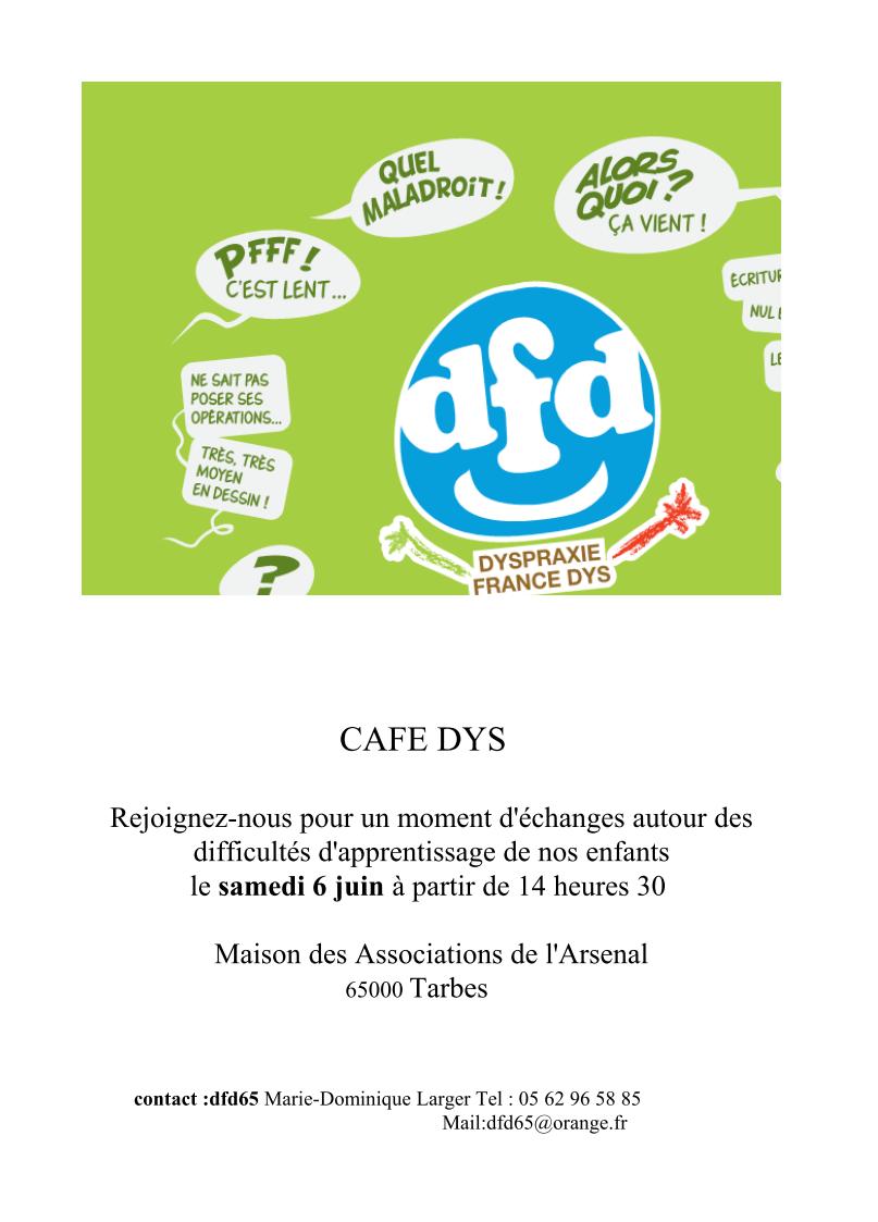 Café dys 6/06/2015