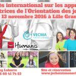 Congrès international sur l'orientation des jeunes à Lille