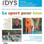 DFD40 : Journée dys sportive