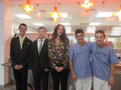 Lyon : le lycée Jehanne de France ouvre un dispositif Ulis