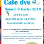 DFD 38 : Café dys à Saint Romain de Surieu