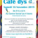 DFD Isère : Café dys centre social les 4 vents