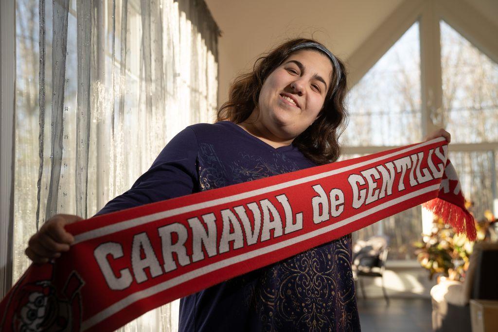 Canada : la duchesse Justine