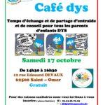 DFD 59-62 : Café DYS à Saint-Omer