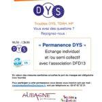 DFD 13 : Permanence DYS à Aubagne