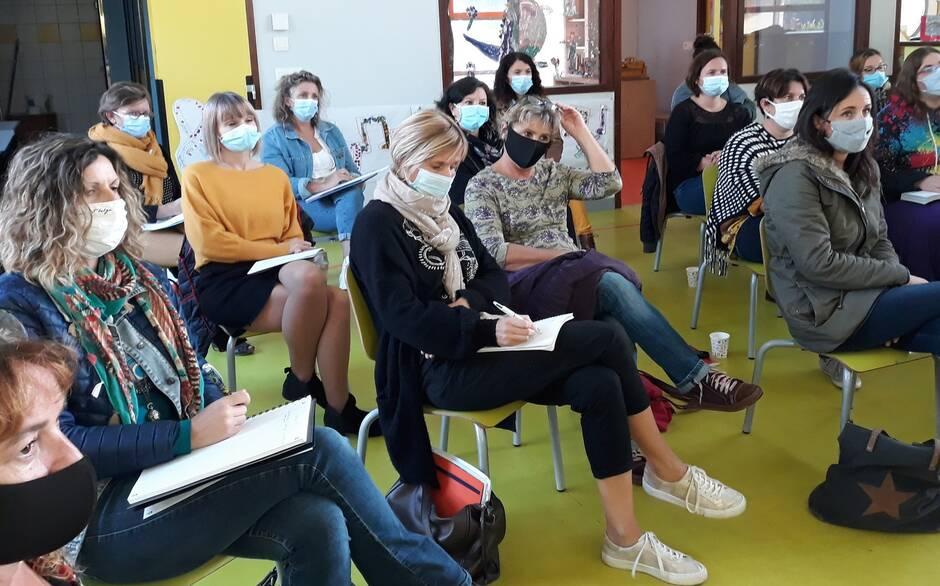 Ouest France : DFD 29 sensibilise les professionnels aux troubles dys