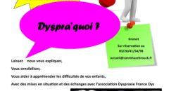 DFD 59-62 : SENSIBILISATION : Dyspra' quoi ?
