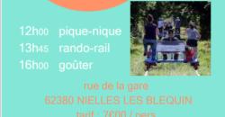 DFD 59-62 : rando - rail