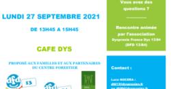 DFD13-84 : café dys à la Bastide des Jourdans