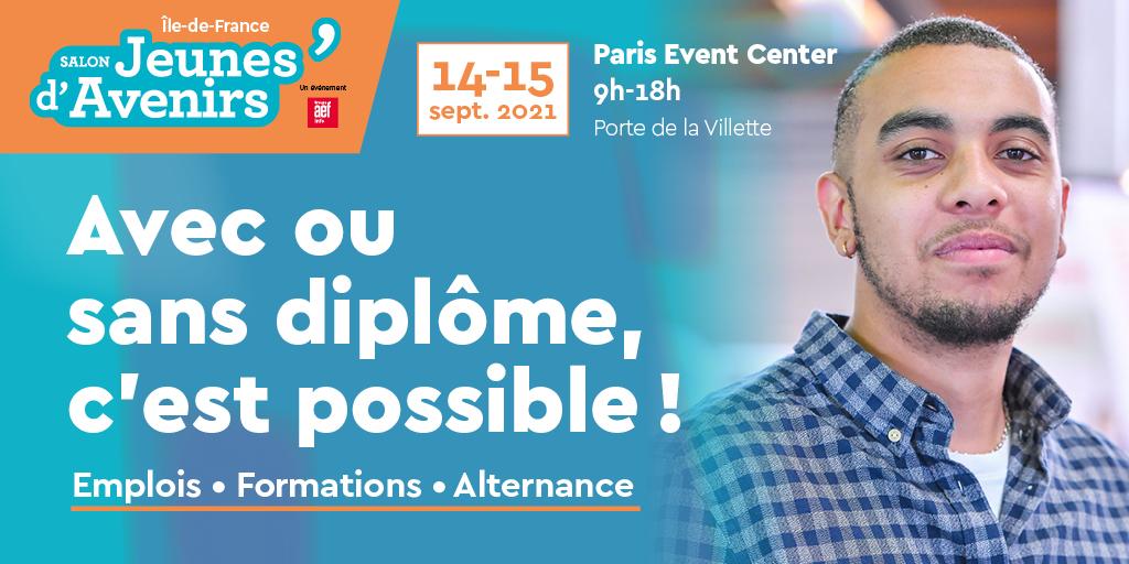 Read more about the article DFD au Salon Jeunes d'Avenir